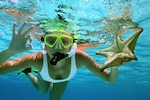 girl snorkeling copy