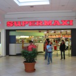 Supermaxi is one of the large grocery store chains in Ecuador.